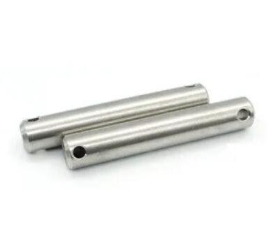 Gabelkopf Stift Position Stift ohne Kopf